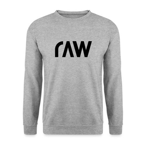 raw.lighting solid dark - Unisex Pullover