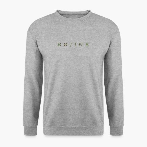 BR/INK Camo Logo - Unisex Sweatshirt