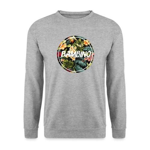 BAMBINO png - Sweat-shirt Unisexe