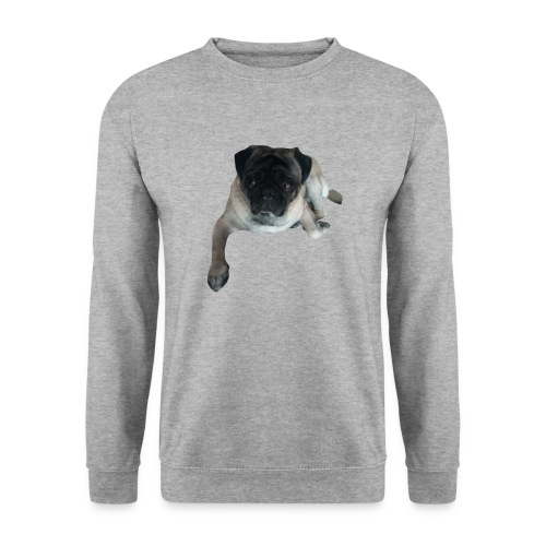 Pug carlino shirt - Sudadera unisex