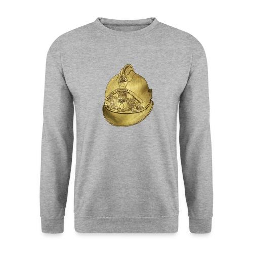 Casque pompier - Sweat-shirt Unisexe