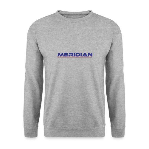Meridian - Felpa unisex