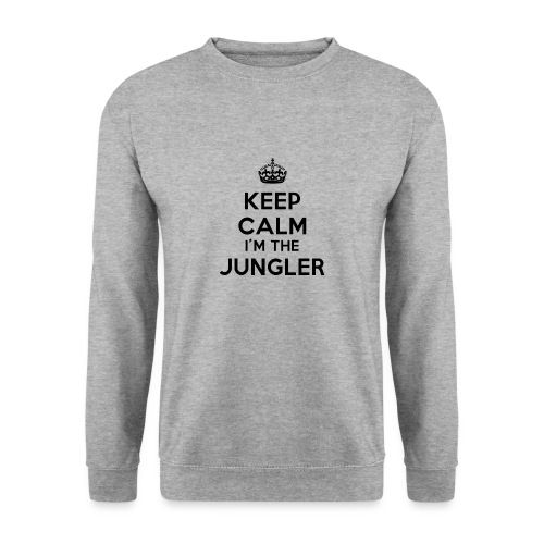 Keep calm I'm the Jungler - Sweat-shirt Unisexe