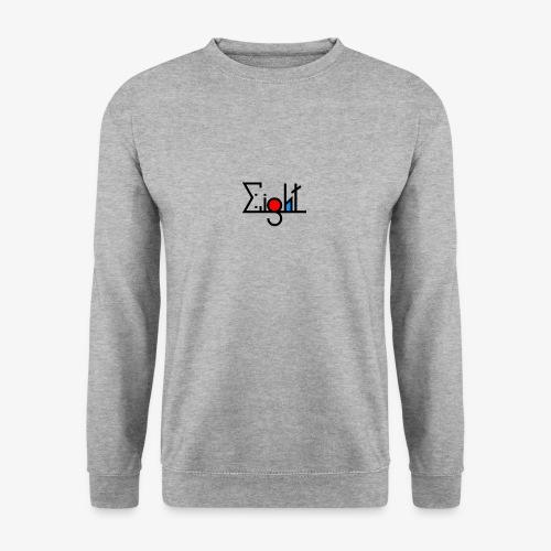 EIGHT LOGO - Sweat-shirt Unisexe