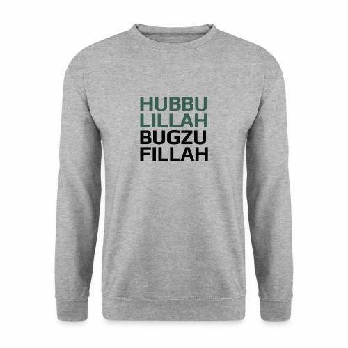HUBBU - Unisex sweater