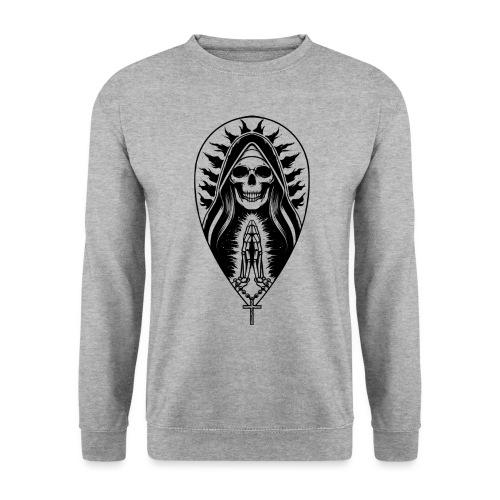 Die Heilige des Todes BLACK - Unisex Pullover