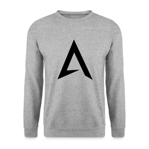 alpharock A logo - Unisex Sweatshirt