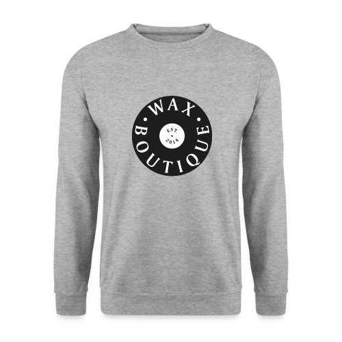 Wax Boutique Logo Goed png - Unisex sweater