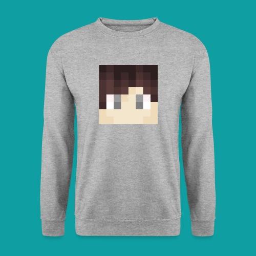 Craptian MClogo - Unisex Sweatshirt