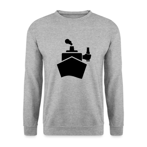 King of the boat - Unisex Pullover