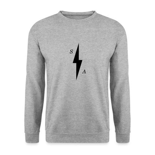 Black SA Bolt - Unisex Sweatshirt