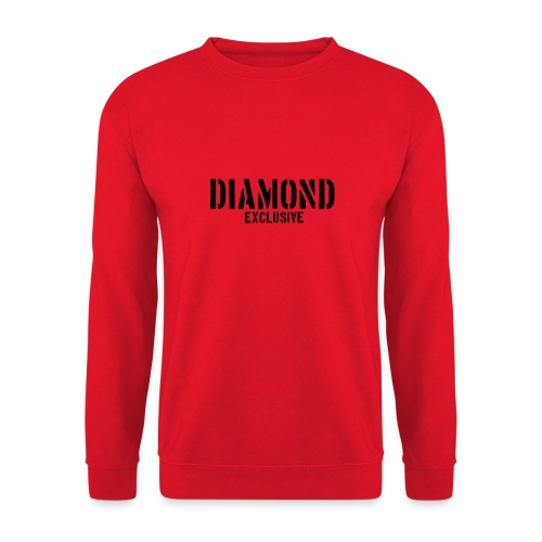 Diamond exclusive V1 apr.2019 - Unisex sweater