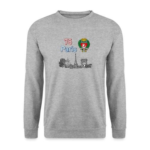 Paris france - Sweat-shirt Unisexe
