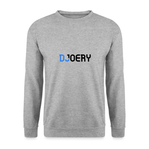 logo transparantbg blacktext noslogan - Unisex sweater