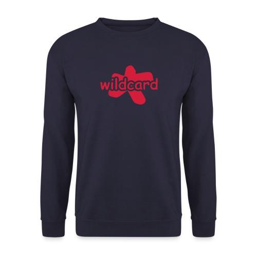 wildcard logo uni - Unisex Pullover