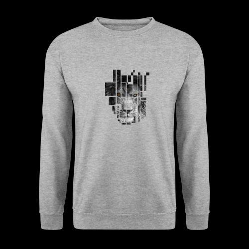 Pixel Lion Tattoo Inspire - Unisex Sweatshirt