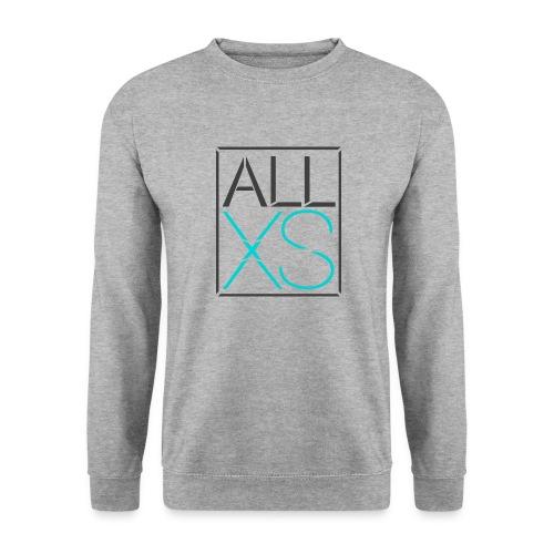 Black and Blue basic - Unisex sweater
