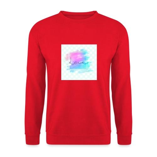 Paint - Love - Unisex sweater