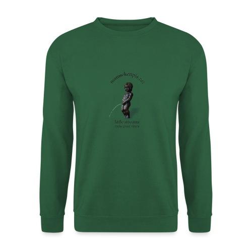 BXL ♀♂ | mannekenpis - Sweat-shirt Unisexe