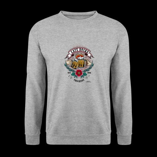Old School Tattoo by Alexandra Apeldoorn - Unisex sweater