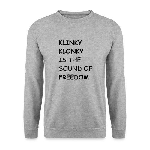 Klonky Freedom - Unisex sweater