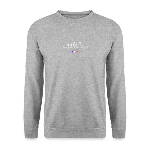 Pays Merveilleux - Sweat-shirt Unisexe