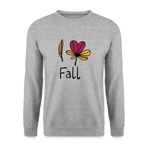 Fall in love - Unisex Pullover