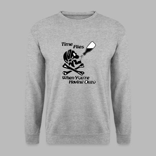 Time Flies Ouzs Shirt - Unisex Pullover