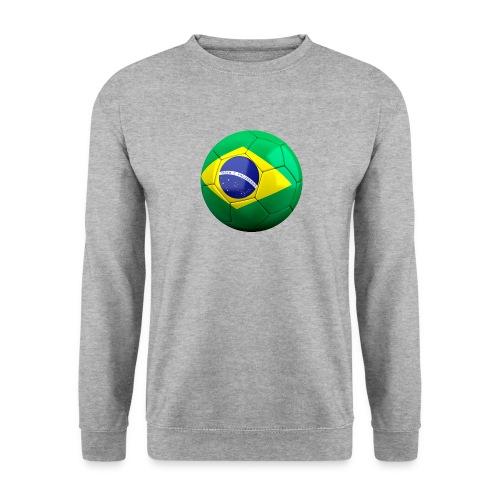 Bola de futebol brasil - Unisex Sweatshirt