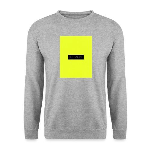 Yellow fluo - Felpa unisex