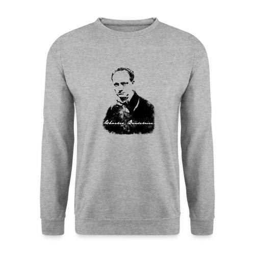 Charles Baudelaire - Sweat-shirt Unisexe
