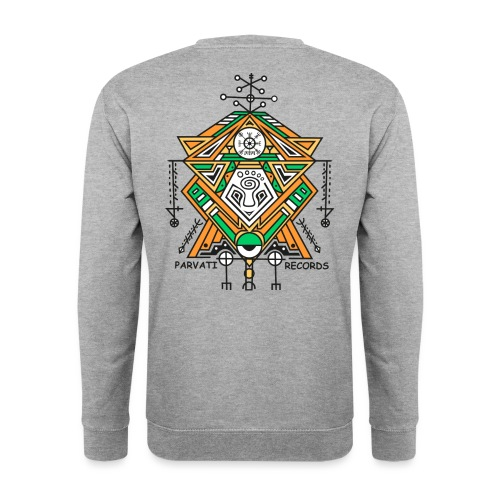Parvati Records Vegvísir - Unisex Sweatshirt