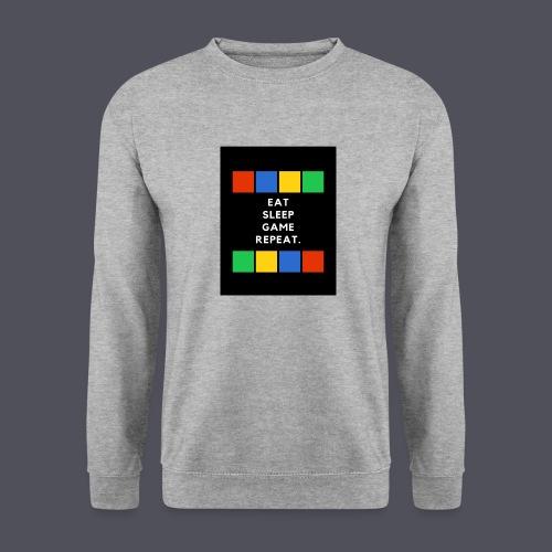 Eat, Sleep, Game, Repeat T-shirt - Unisex Sweatshirt
