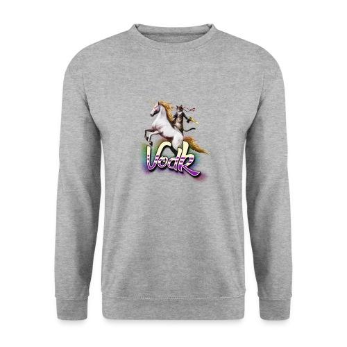 VodK licorne png - Sweat-shirt Unisexe
