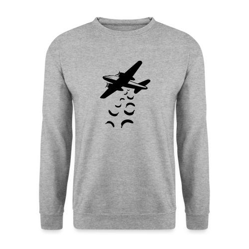 Bananas not bombs - Unisex sweater