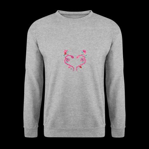 Coeur de serpents - Sweat-shirt Unisexe