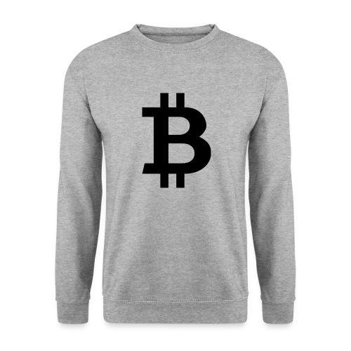 Bitcoin black - Unisextröja