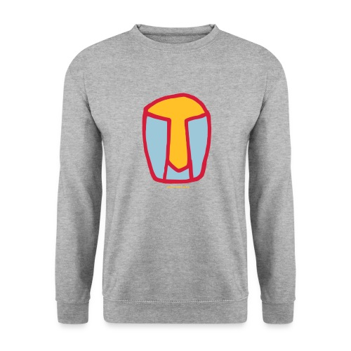 kopf abstrakt - Unisex Pullover