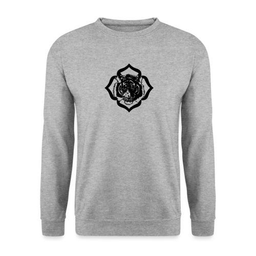 2424146 100 tigre - Sweat-shirt Unisexe