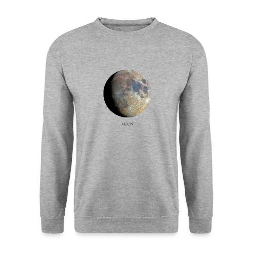 moon luna piena - Felpa unisex