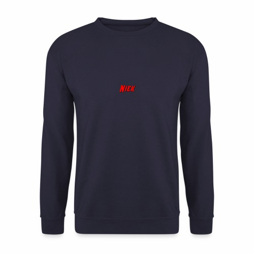Niek Red - Unisex sweater