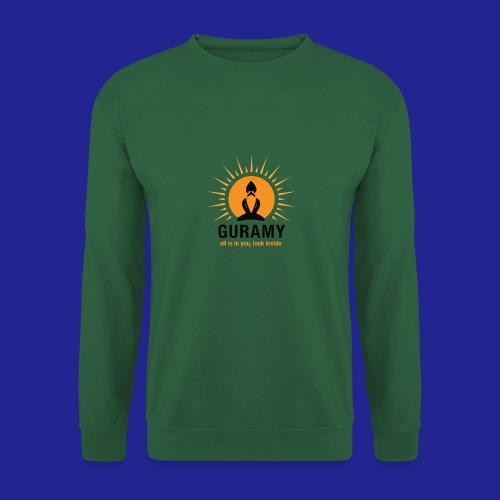 final nero con scritta - Unisex Sweatshirt