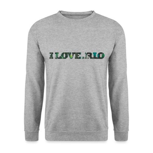 ILOVE.RIO TROPICAL N ° 3 - Unisex Sweatshirt