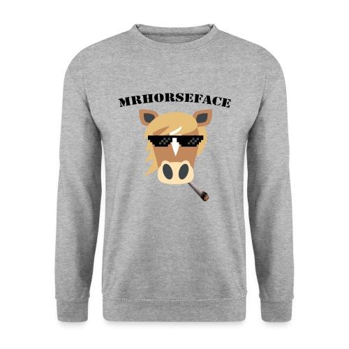 MrHorseFace - Unisex sweater
