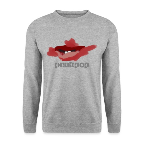Cure Lips PunkPop - Felpa unisex