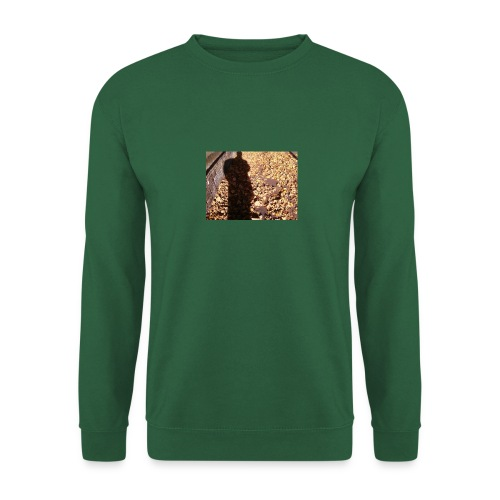 THE GREEN MAN IS MADE OF AUTUMN LEAVES - Unisex Sweatshirt