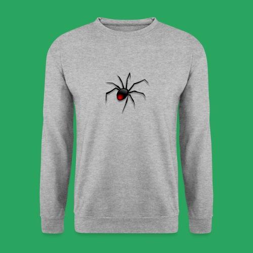 spider logo fantasy - Felpa unisex