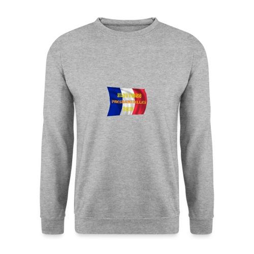ELECTIONS 2017 - Sweat-shirt Unisexe