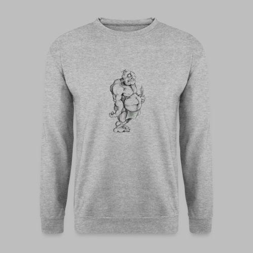Big man - Unisex Pullover