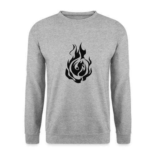 feu - Sweat-shirt Unisexe